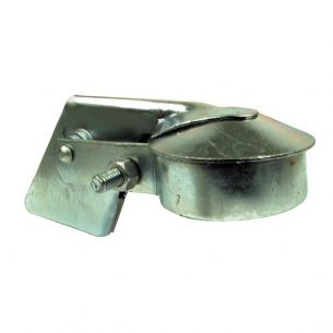"Exhaust Weather Flap/Cap 1 3/4 ""(Zinc)"
